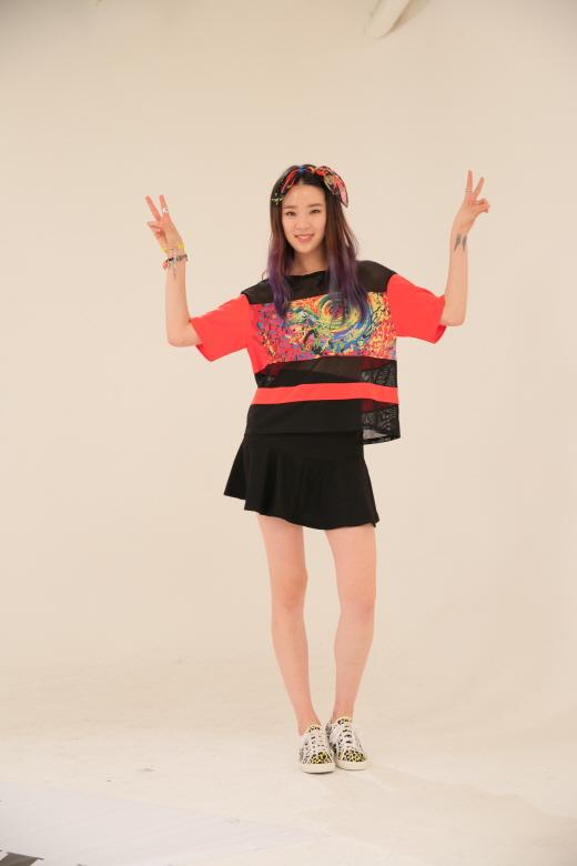 ▲FashionN '팔로우 미 시즌3' MC 아이린