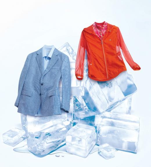 냉감소재 여름옷, 내년에도 새것처럼 입으려면?