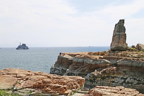 망부석과 주전자섬