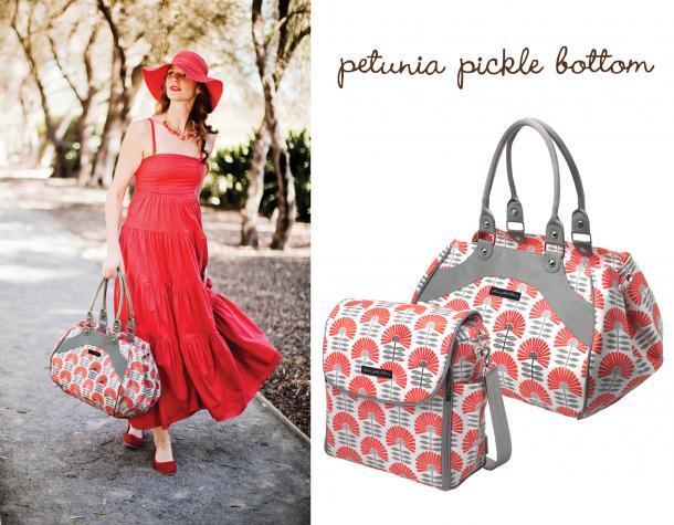 핸드백부터 기저귀 가방까지…독특한 패턴으로 눈길 잡아라