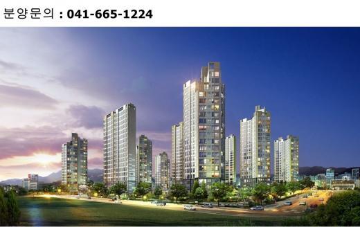 신규 아파트 수요 높은 인구 증가지역, 갈증 해소시킬 아파트 온다