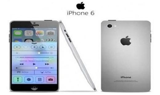 아이폰6 예상 모형 /사진=GMS아레나(현대증권 제공)
