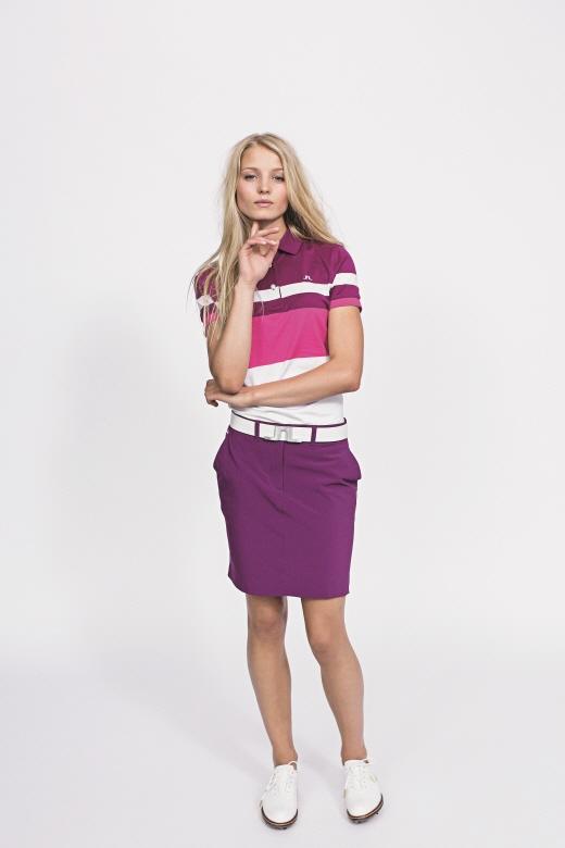'스포티하게 또는 우아하게'…올여름 女골프웨어는?