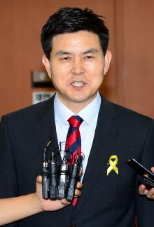 김태호 새누리당 최고위원. /사진=서울 뉴스1 박세연 기자