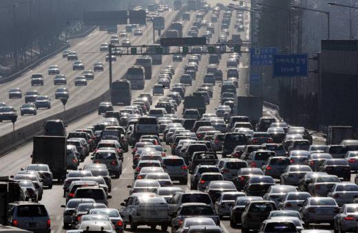 [고속도로 교통상황]영동고속도로 정체 '극심'