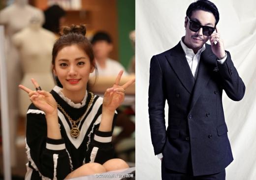 나나·디자이너 최범석, 중국 예능 '여신의 패션' 고정 출연…서바이벌 패션리얼리티