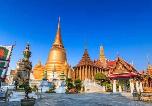 ▲태국 방콕 왓프라깨오 사원