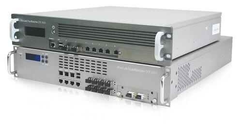안랩 트러스와처, HP 아크사이트 제품군과 기술 연동 인증