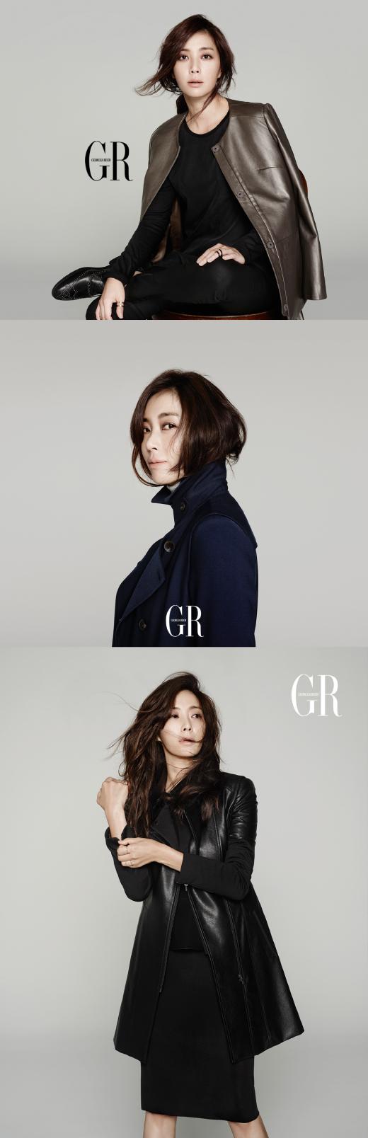 송윤아, '조르쥬 레쉬' 모델 발탁…'젠틀우먼' 스타일 뽐내