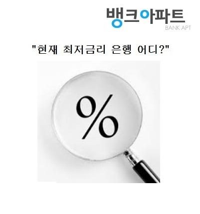 """""""최저금리 연3% 쉽네"""" 주택아파트 담보대출 금리비교사이트 인기"""