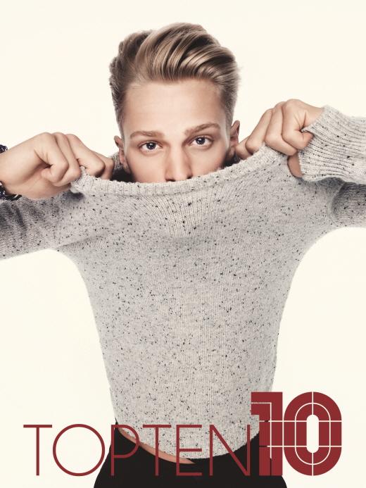 니트의 계절이 돌아왔다…탑텐, 다양한 디자인의 니트 컬렉션 출시