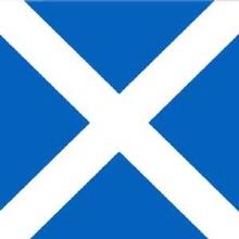 스코틀랜드 국기