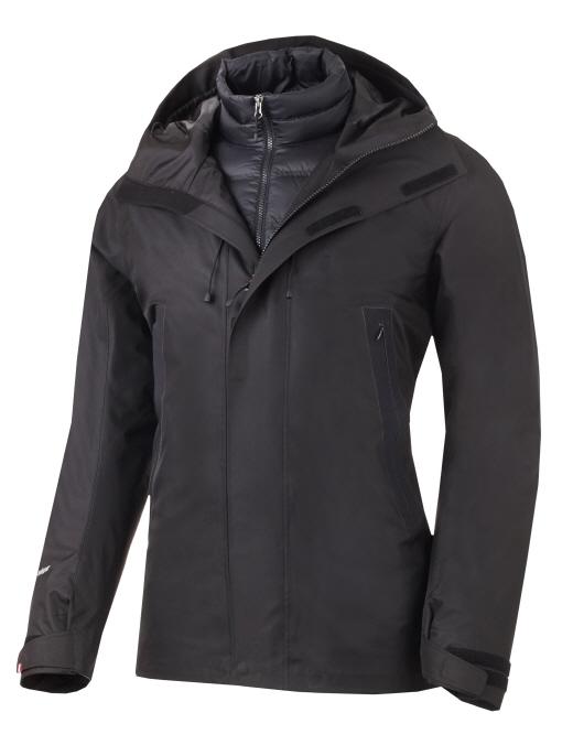 캠프파이어에 강하다…엠리밋, 소방안전복 소재 '방염 3 IN 1 재킷' 출시