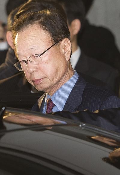 박희태 전 국회의장 /사진=머니투데이DB