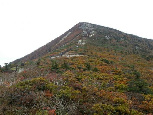 26일 설악산 소공원 권금성 부근 /사진제공=기상청