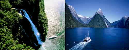 따뜻한 남쪽 나라,  효도 관광의 아이콘…호주와 뉴질랜드