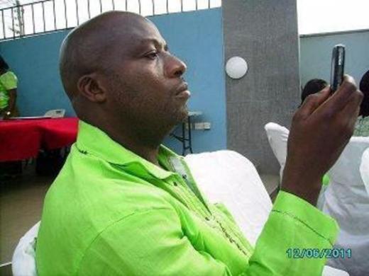 미국 내 처음 에볼라 확진 판정을 받은 후 8일(현지시간) 사망한 토머스 에릭 덩컨. /사진제공=뉴스1