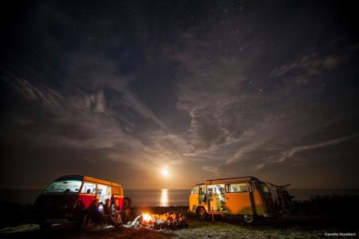 이것이 진정한 캠핑…'뉴질랜드 캠퍼밴 여행' 어떻게?