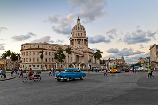 사회주의 국가 '쿠바' 여행, 어렵지 않아요~
