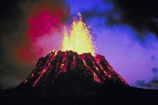 화산 폭발(기사내용과 무관) /사진=이미지투데이