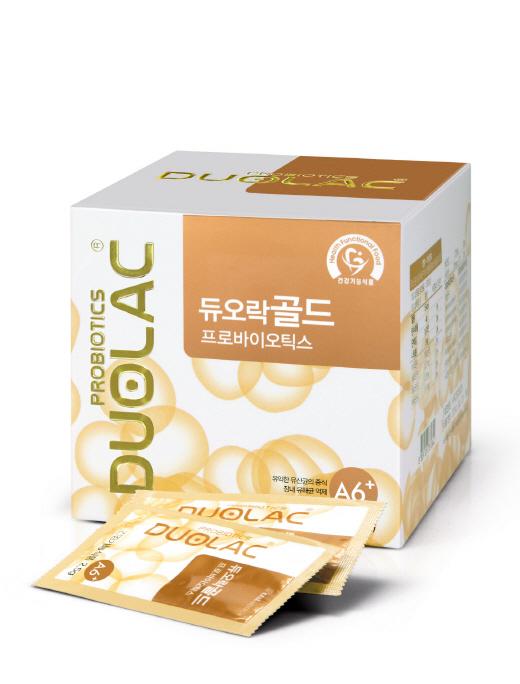 유산균도 신토불이? 한국형 프로바이오틱스 유산균 장내 생존율, 수입보다 높아