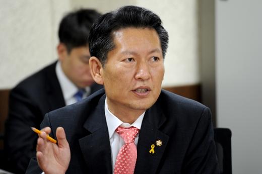 정청래 새정치민주연합 의원 /사진=뉴스1