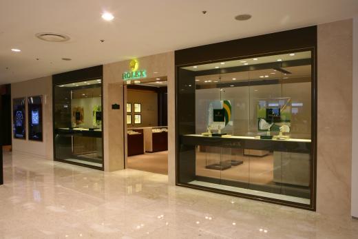 호남 유일 롤렉스 공식판매점, 광주신세계백화점 입점