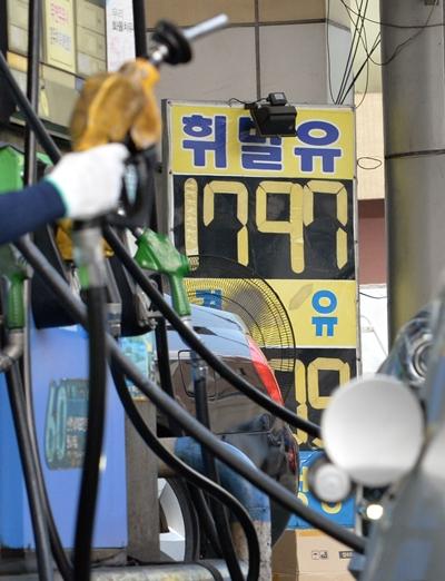 주유소(기사내용과 무관) /자료사진=뉴스1