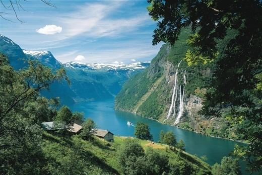 살기 좋은나라 1위 '노르웨이' /사진제공=한진관광
