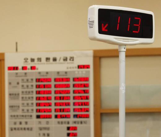 원·달러 환율, 1083.6원 마감… 7.1원↑