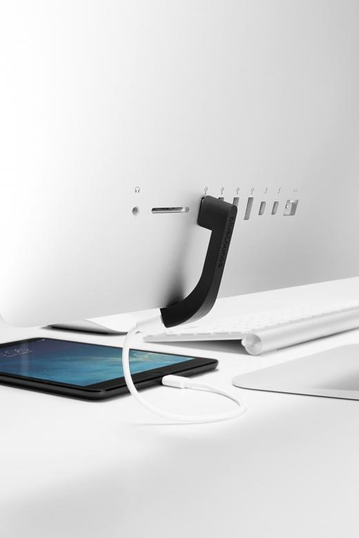 케이블 관리 튜브부터 USB 확장 케이블 포트까지…애플 액세서리 3종 출시