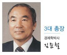 청주대 비대위, '김준철 동상' 철거로 '아들 김윤배 총장'과 일촉즉발