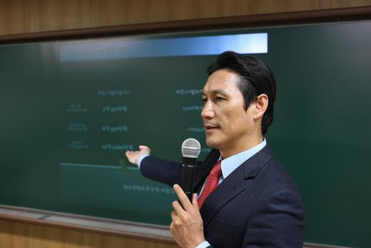 ▲중소기업지원센터 김성국 팀장
