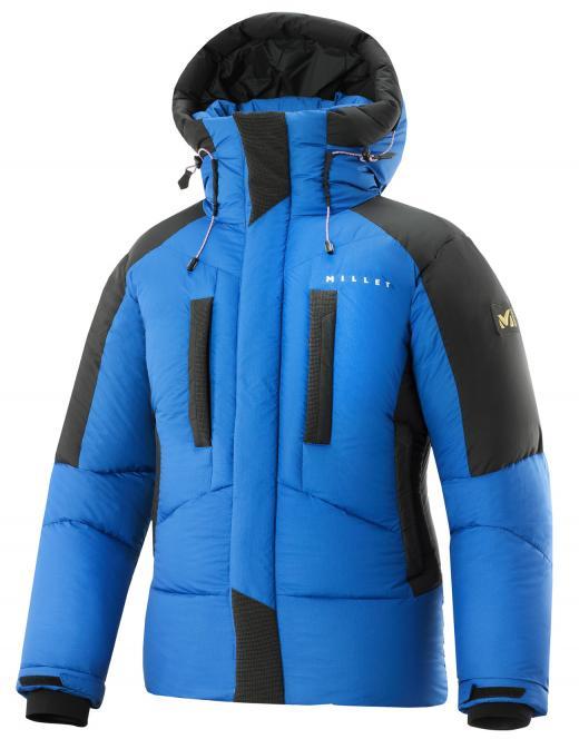 밀레, 극지방 원정대용 다운재킷'알렌 다운재킷' 출시