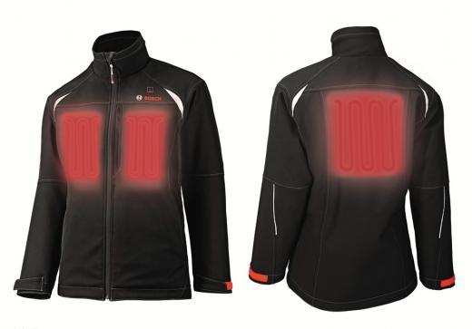 전동공구 배터리로 따뜻하게…보쉬, '보쉬 히트 재킷' 출시