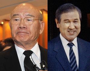 전두환(왼쪽)·노태우 전 대통령 /사진=머니투데이DB