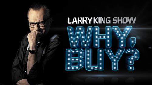 래리 킹, 광고에 재미 더하다