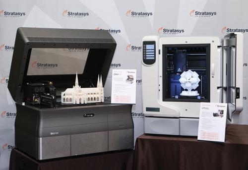스트라타시스의 3D 프린터. /사진=머니투데이 DB