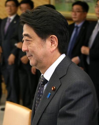 아베 신조 일본 총리 /사진=뉴스1