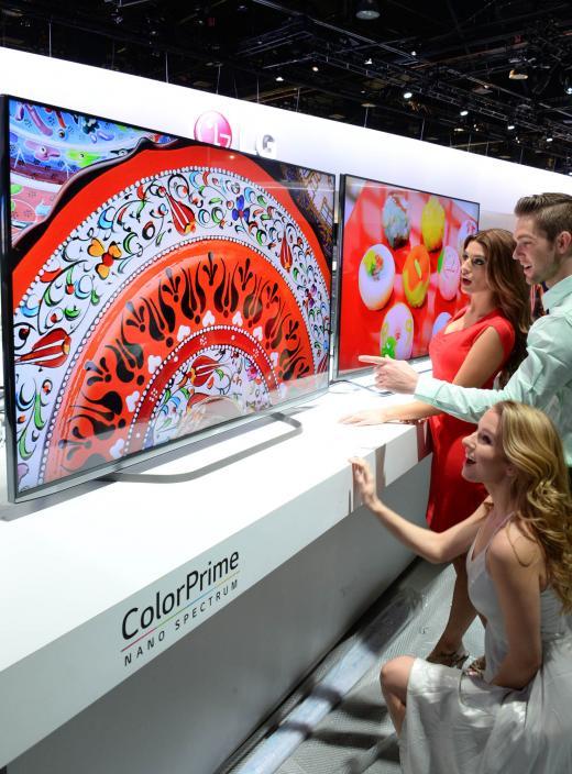 [CES 2015] LG전자, '혁신' 이끌 전략제품 대거 선봬