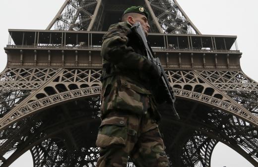 '프랑스 총격' /사진=뉴스1 제공