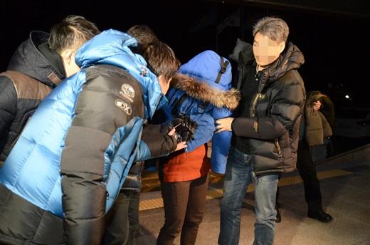 '양양 일가족' /사진=뉴스1
