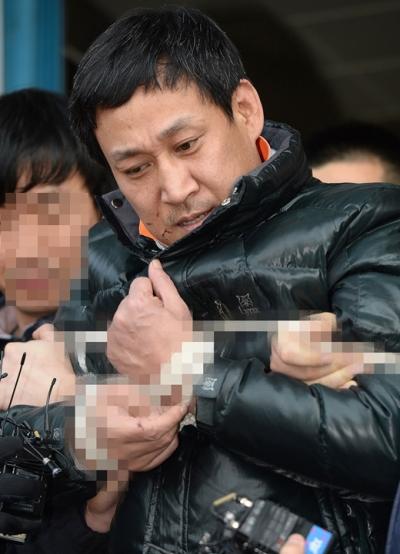 '안산 인질범' '인질범 김상훈'/사진=뉴스1
