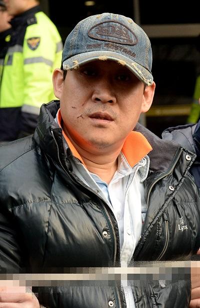 '안산 인질범 김상훈' /사진=뉴스1