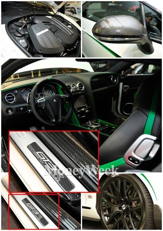 벤틀리 GT3R, 580마력·71.4kg.m토크의 '강심장 명품카'