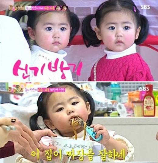 슈 쌍둥이 오마베, 얼른 보고싶어지는 자매들 '난리나'