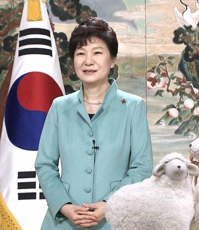 '박근혜 대통령 지지율'/사진=뉴스1