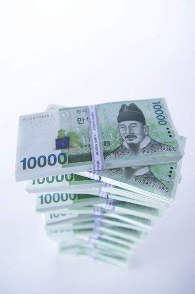 '은행 신권교환' /자료사진=이미지투데이