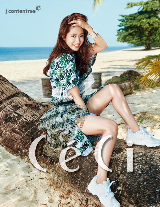 박신혜, 한·중·태 아시아 3개국 잡지 커버 걸 선정