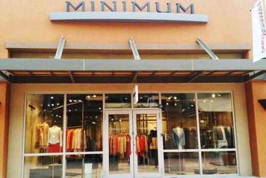 미니멈, 신세계 여주 프리미엄 아울렛·갤러리아 진주점 매장 오픈